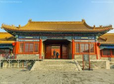 29 Forbidden City IV, Beijing, China