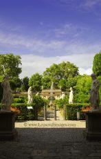 Palazzo Pfanner Gardens, Lucca