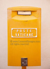Postbox, Vatican City