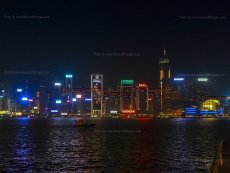7 Victoria Harbour Illuminations I Hong Kong