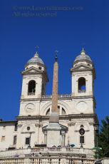 Trinita Dei Monti Church, Rome