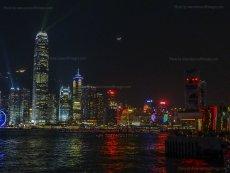 8 Victoria Harbour Illuminations II Hong Kong