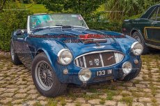9 Rallye International De Charante Austin Healey 3000 133 IW IMG 4063-4