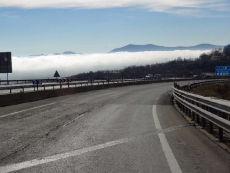 Misty valley, Puerta de Somosierra