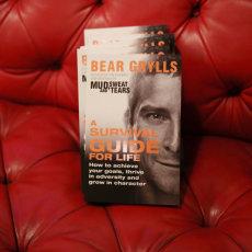 Bear Grylls Survival Guide Launch