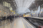 Hustle and Bustle at the Station