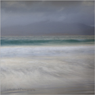 Storm on Luskentyre Beach