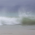 Waves on Luskentyre Beach