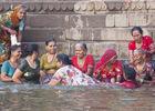 Women at Varanasi