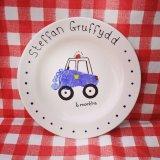Plate £12