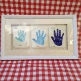 Framed family imprints