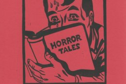 Horror Tales Red