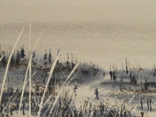 Detail from 'hidden in the wind'