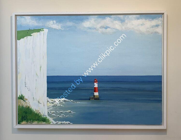 Lighthouse Beachy Head I