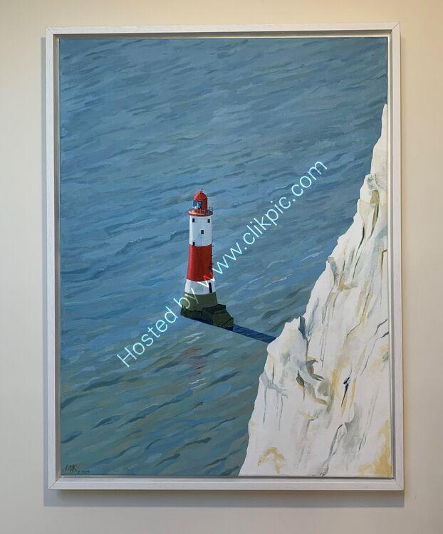 Lighthouse Beachy Head II