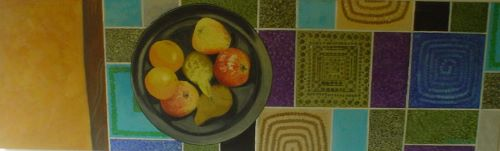 Mixed Fruit - oil