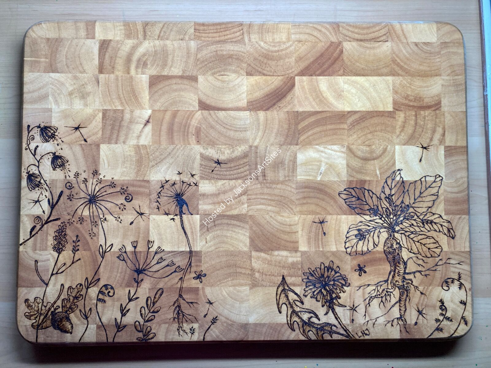 Chopping Board SOLD