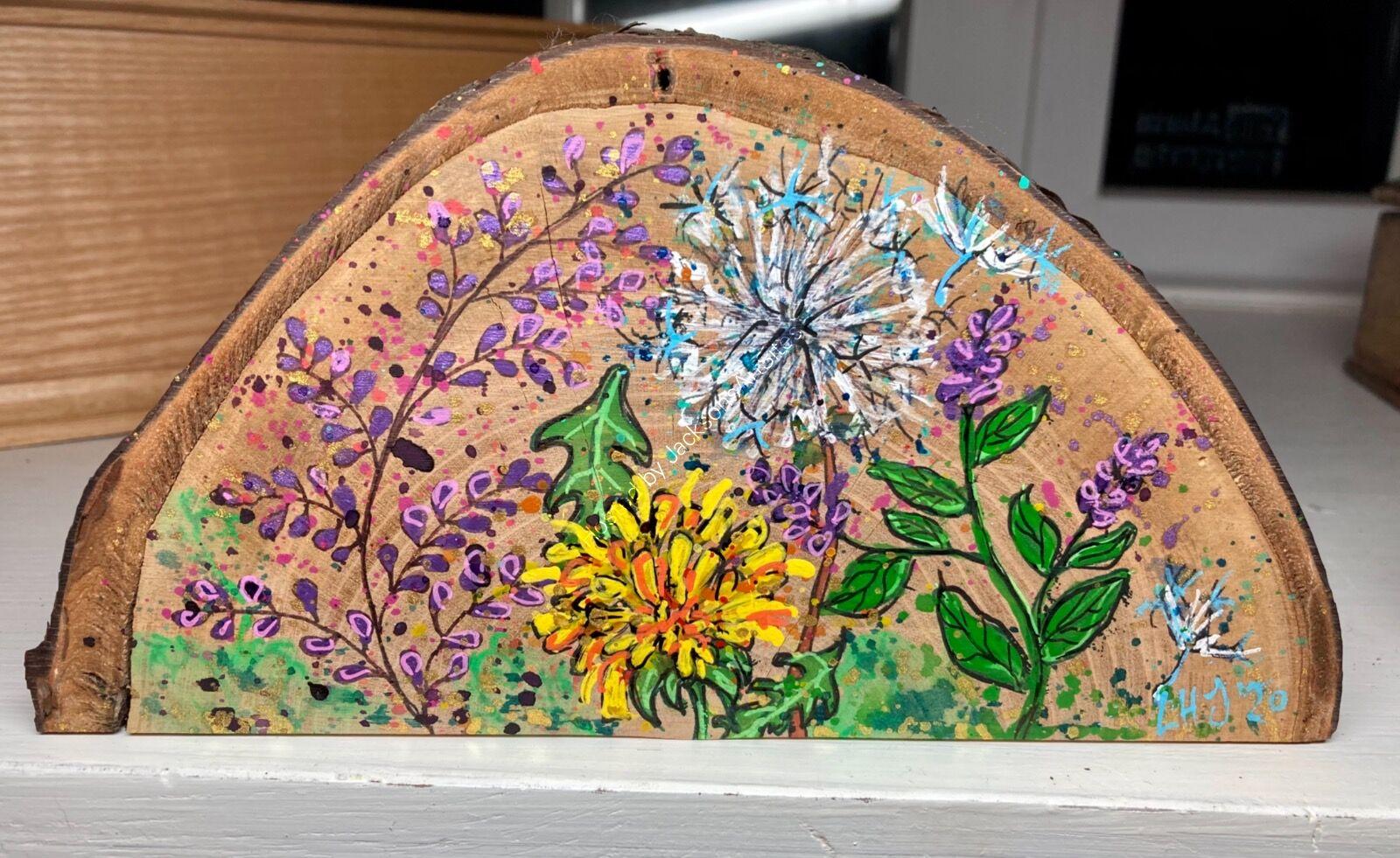 Dandelion Ornament SOLD