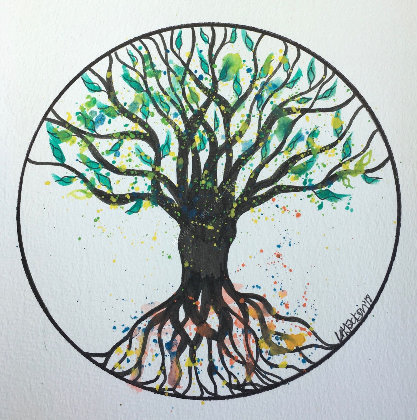 Tree of Life SOLD