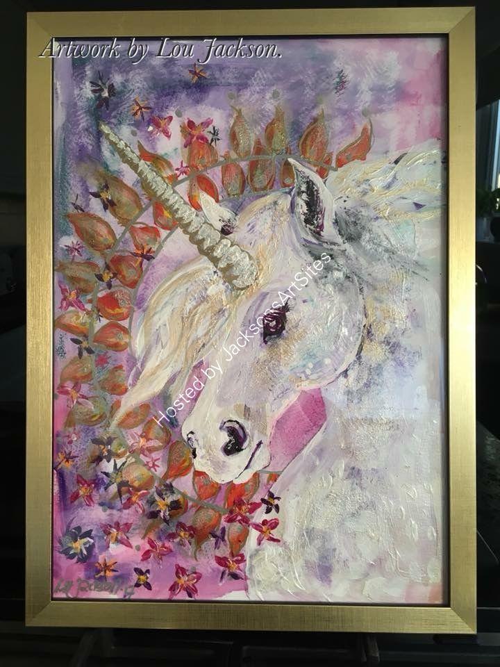 Unicorn Commission SOLD