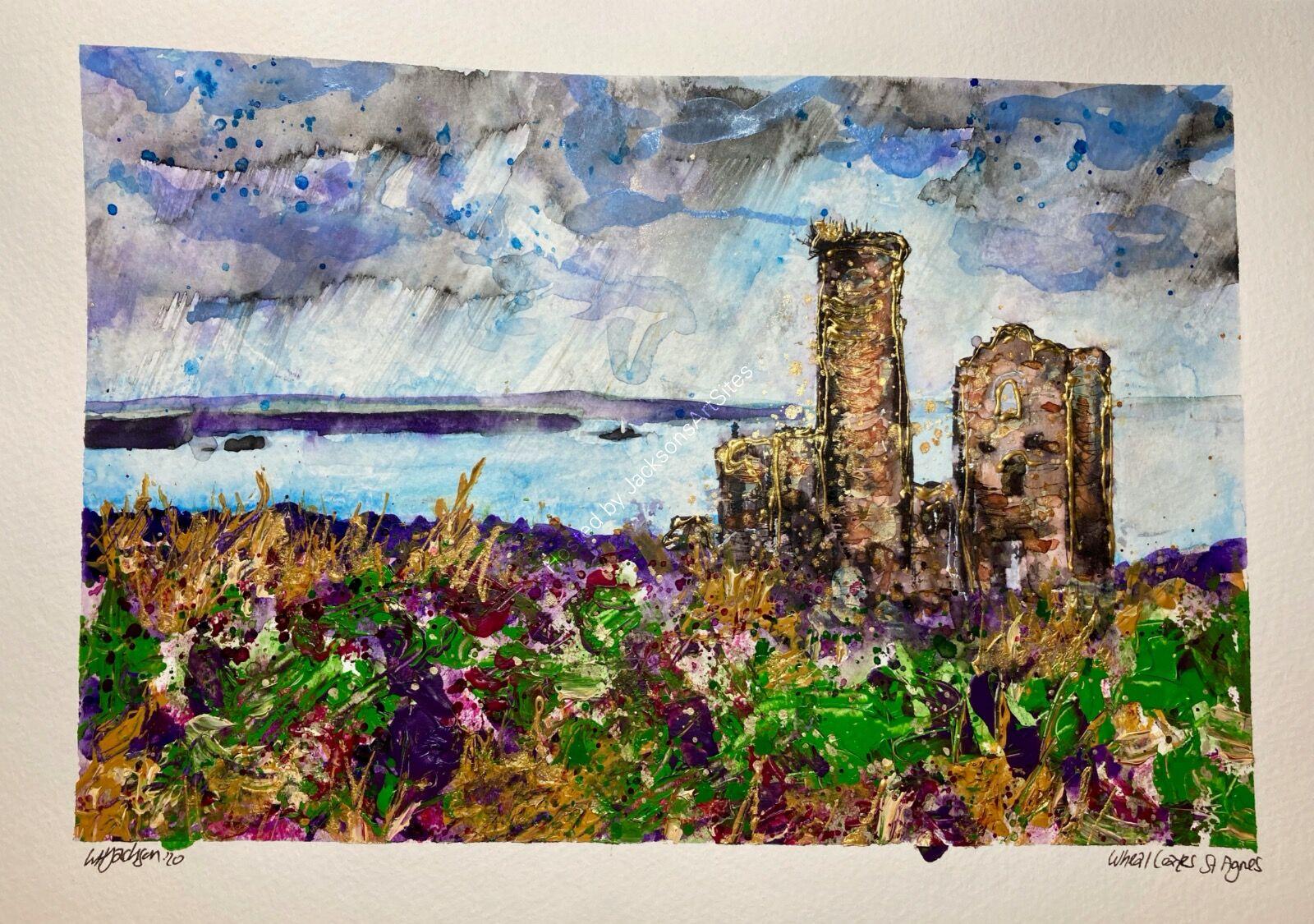 Wheal Coates, St Agnes
