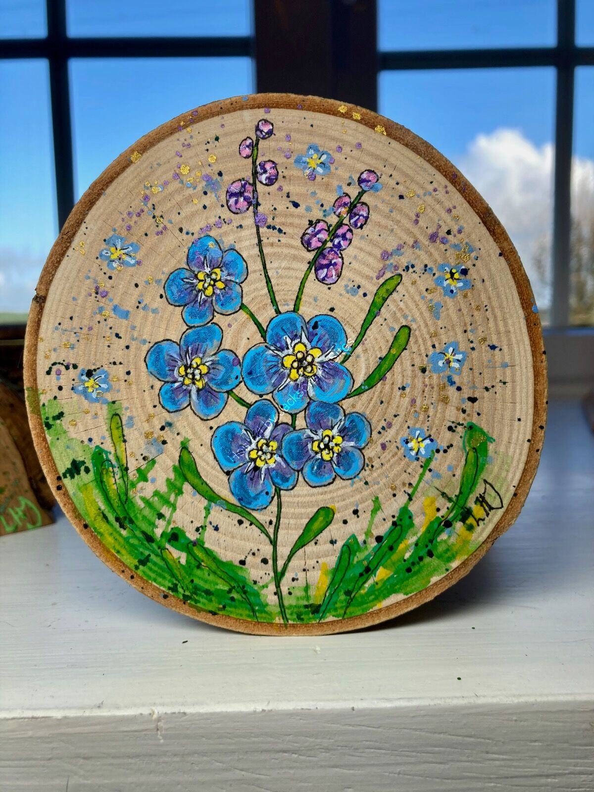 Forget Me Not SOLD
