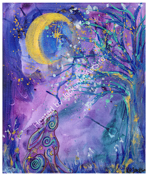 Twilight Hare SOLD