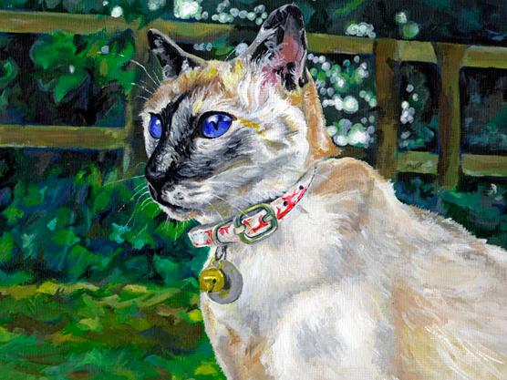 What Makes My Pet Portraits Unique?