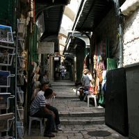 Jerusalem Bazaar