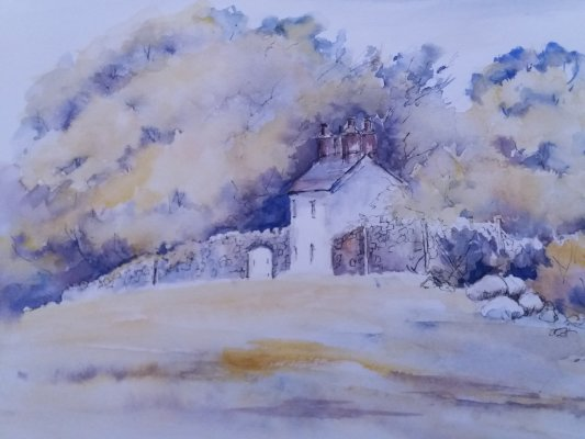 White Cottage, Denbigh