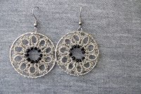 2025358 Tatted Earrings