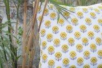 1421186-Organic Cotton Block Printed Cushion Cover