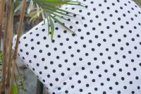 1421188-Organic Cotton Block Printed Cushion Cover