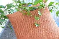2521290-Cotton Hand-Woven Cushion Cover