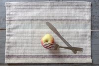 2218281-Hand Woven Cotton Placemat