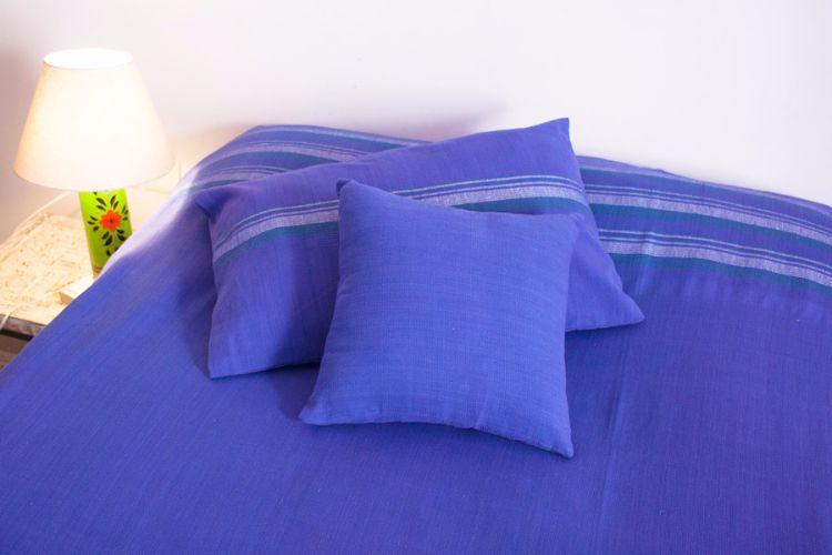 2224256 & 2224256a-Cotton Hand Woven set