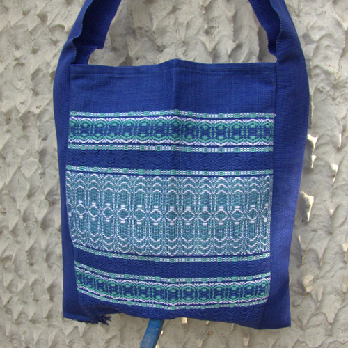 2511677-Hand Woven Shoulder Bag
