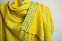 2822341 -Eri Silk  Hand  Spun  &  Hand Woven