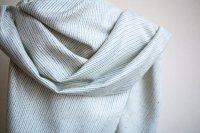 2822417-Noil Mulberry Silk  Hand Woven