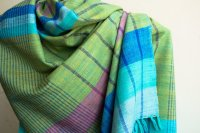 2822451-Eri Silk  Hand  Spun  &  Hand Woven