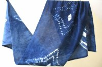 2822504-Indigo Cotton Scarf