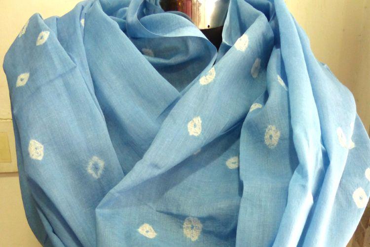 4822523-Tie Dye Muslin Scarf