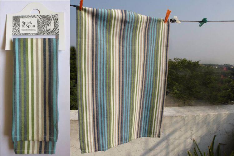 6927435 & 6927436 Spick & Spun Tea Towels