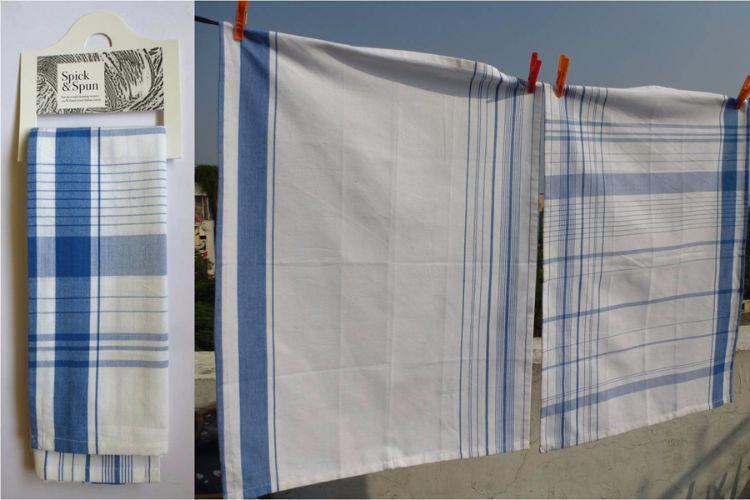 6927443 & 6927444 Spick & SpunTea Towels