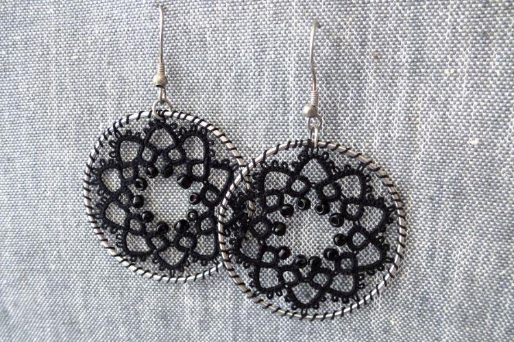 2025357 Tatted Earrings