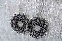 2025357 Tatted Earrings
