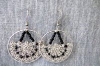 2025356 Tatted Earrings