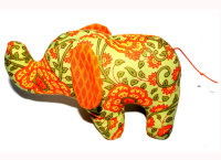 Baby Elephant  Soft Toy - 1517299