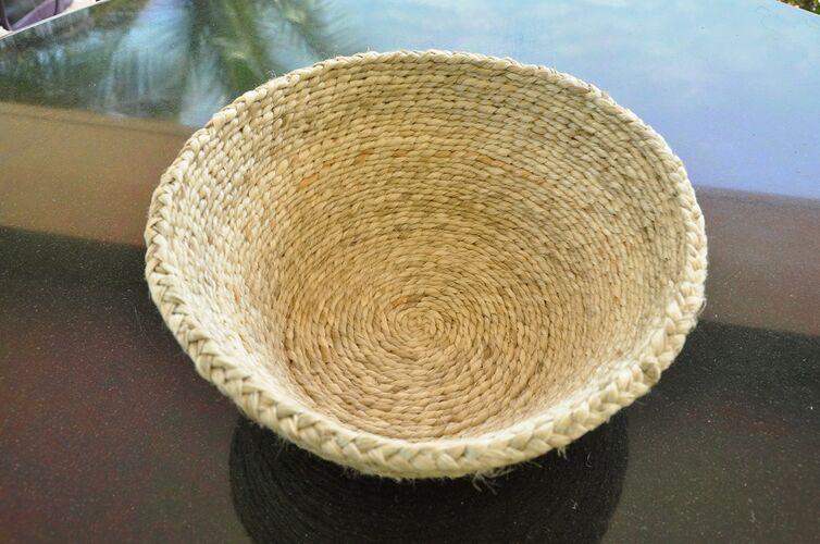 Jute Fruit bowl