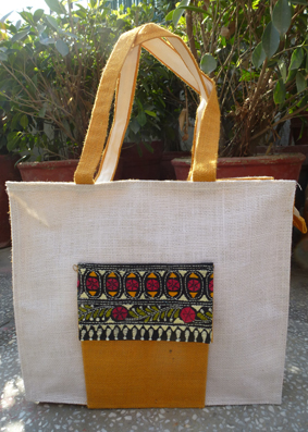 Jute Bag (Embroidery) - 5011642